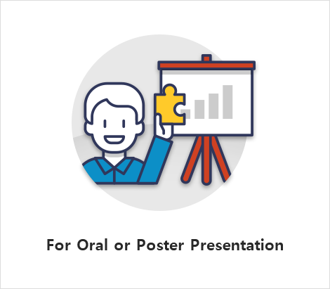 FOR ORAL & POSTERPRESENTATION
